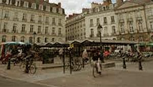 Les Plus Belles Places De Nantes Carnets De Nantes